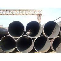 API J55 , API P110 , St52 Line Pipe , Welded Carbon Steel Pipe LSAW SSAW BS 1387 0.5mm - 30mm Manufactures