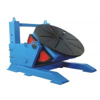 Frequency Control Standard Welding Positioner Series For Tank / Pressure Vessel Manufactures