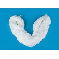 New Product Staple Fiber Bright / Semi Dull 100 Percent Spun Polyester Yarn 42s/2 Manufactures