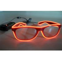 Neon Light El Wire Sunglasses Manufactures