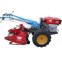 Walking Tractor Hitached with Potato Harvester(Digger) Manufactures