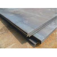 Uncoiled Hot Rolled Steel Sheet For Building Factory Ordinary Contraction Manufactures