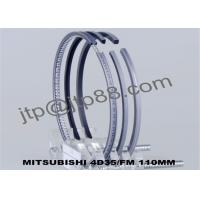 4D35 Engine Piston Rings For Mitsubishi Canter Engine Oem ME996628 Manufactures
