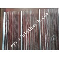 Galvanized Rib Lath Mesh XT1008 0.3mm-0.4mm thickness , 500-900 width 1-3m Length Manufactures