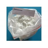 Quality Muscle Growth Testosterone Base Raw Powder White Crystalline Odourless Solid for sale