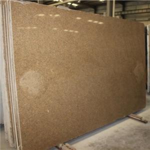 China Brazilian Granite Stone Slabs / Brown White Granite Countertops on sale