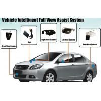 HD CMOS Car Reverse Car Backup Camera Systems Around View Monitor with DVR Function For Honda CRV Manufactures