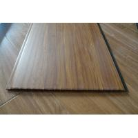 Decorative Wall Panels Interior Wood Effect Laminate Sheets 25cm Width Manufactures