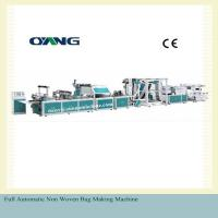 Non Woven Fabric Bag Making Machine Price Manufactures