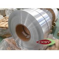 AA1235 Mill Finish Aluminium Foil Roll Metal , Aluminium Sheet Coil Manufactures