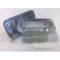 Kitchen Recycling Durable Aluminum Foil Containers In Microwave Oven Manufactures