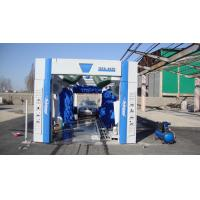 Tunnel car wash systems tp-701 for saloon car, jeep, mini microbus Manufactures