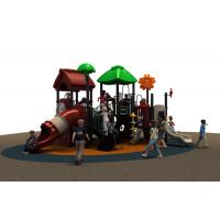 Plastic Playground Material and Outdoor Playground Type for play areas Manufactures