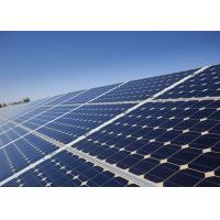 High Efficiency Solar Power Panels , 100 Watt Solar Panel -40 To 85 °C Temperature Manufactures