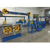 Completely Electric Cable Manufacturing Machinery , Cable Making Equipment 65000W Manufactures