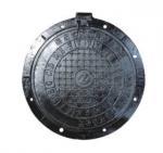 Casting Ductile Iron D400 Manhole Covers/Manhole Cover Manufactures