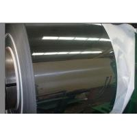430 Stainless Steel Coil Roll , Hot Rolled Strip , ASTM JIS SUS EN Standard For Electricity Manufactures