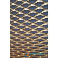 Decorative Aluminum Expanded Metal Mesh Used for Building Facade Manufactures