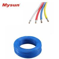 Buy cheap Durable High Voltage Hook Up Wire E239689 UL1709 Insulation High Temperature from wholesalers