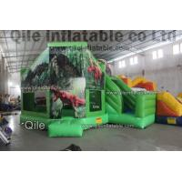 dinosaur century combo , inflatable maze,cheap inflatables for sale,qile inflatable combo Manufactures