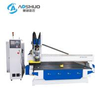 China Air Cooling Spindle CNC Wood Carving Machine Engraving 1325 Cnc Machine For Metal on sale