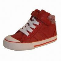 Children's sports shoes, come in different sizes Manufactures