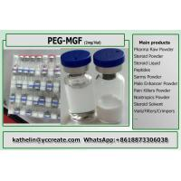 Bodybuilding Injectable Lyophilized PEG-MGF Peptides MGF For Mechano Human Growth Hormone Manufactures