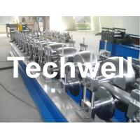 80mm, 100mm Or 120mm Custom Round Downspout Roll Forming Machine for Rainwater Downpipe Manufactures
