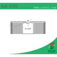 ALN 9720 sticky RFID label / inlay,H4,840~960MHz,ISO/IEC 18000-6C (EPC C1 GEN2) Manufactures
