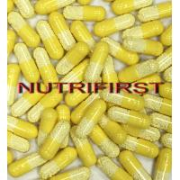 Zinc Glycinate SR Micropellets Capsule,Light Yellow Micro Pellets,Health Food/Contract Manufacturing Manufactures