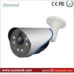 New CCTV HD IP Camera Metal IR Bullet Home Security Camera 1080P POE IP Camera Manufactures