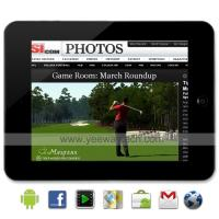 Cortex A8 - 8 Inch Touchscreen Android 2.2 (Froyo) WiFi Tablet (800MHZ) Manufactures