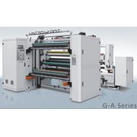 Automatic Tension Control Paper Roll Slitting & Rewinding Machine Unwinding Paper Core Dia 3 / 6″ Manufactures