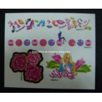 China Glitter Tattoo for Girls on sale