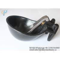1.6L Black Cast Iron Cow Drinking Bowl Dairy Raising Equipment Auto Drinking Bowl Manufactures