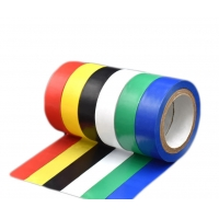 China Electrician tape electric insulation tape PVC insulation tape electricial tape Blue on sale
