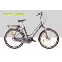 China 250W 36V Electric City Bike Bicycle 7.8Ah Samsung Cells Shimano Nexus Inter 3 on sale
