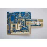 China 0.127MM 3003 RF Rogers PCB for HF Power Amplifiers / RF Transceiver on sale