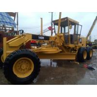 140H Used motor grader 2010 caterpillar cat grader for sale Manufactures
