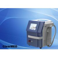China Double Rod Nd Yag Laser Tattoo Removal Machine 1-6Hz Pulse Repetition Rate on sale