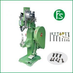 tubular rivet machine