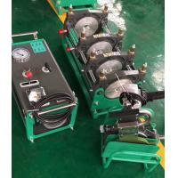 China butt fusion machine heating or jointing Polypropylene Pipe PPR PIPE on sale