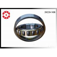 Brass Cage Self-aligning Roller Bearings Single Row 100 x 180 x 34mm Manufactures