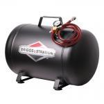 7 Gallon 26L  Briggs Stratton Compressor 125 Max Psi For Industrial Tool Manufactures