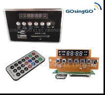 China MP3 Player &Fm Radio Decoder Module on sale