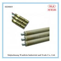China supply S type disposable thermocouple with (round contact)  used for temeprature measurement in steel plants Manufactures