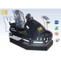 9D Speed Racing Virtual Reality Simulator 3.5㎡ Area Covered 220 Volt Manufactures