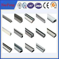 custom aluminium extrusions manufacture OEM aluminium frame for photos Manufactures