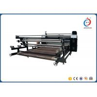 Quality Rotary Sublimation Heat Transfer Machine For Garment 1.7m Width 420mm Diameter for sale