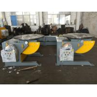Buy cheap Digital Display Electric Tilting Rotary Welding Positioners For Automatic Pipe Welding from wholesalers